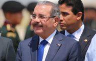 Danilo Medina saldrá mañana a Suiza. Participará en 48 Reunión Anual del Foro Económico Mundial