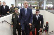 Danilo Medina sale a Suiza para participar en 48 Reunión Anual del Foro Económico Mundial