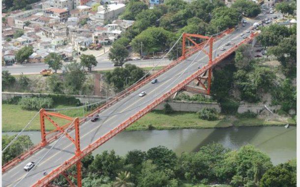 Miércoles y jueves: MOPC cerrará puente Hermanos Patiño en horario nocturno