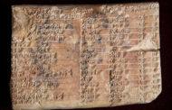 Descubren el significado de una misteriosa tableta babilónica de más de 3.700 años