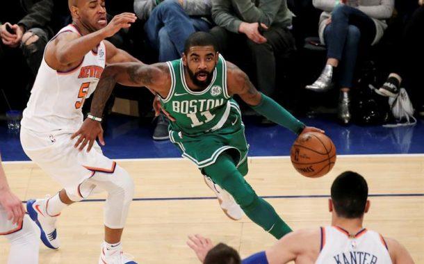 Celtics acaban año con mejor marca en el Este; Rockets rompen racha perdedora