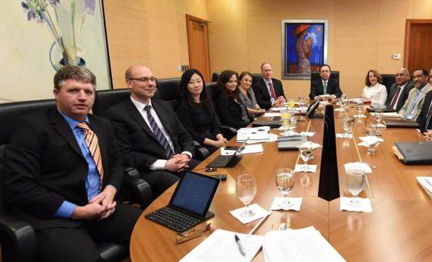 FMI inicia visita de consulta en el país