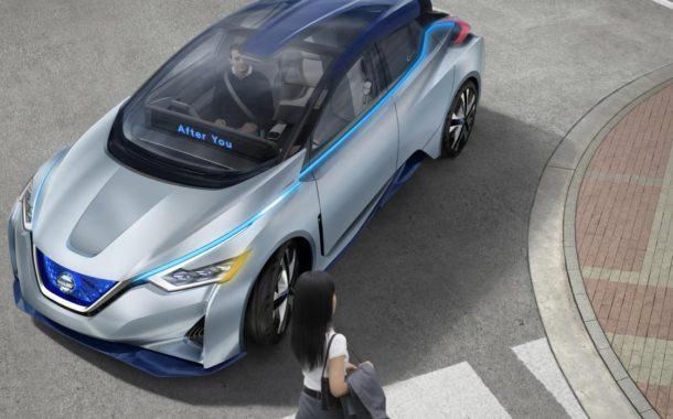 Nissan muestra una tecnología que conecta el cerebro del conductor al vehículo