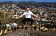 Ronaldo empieza el año en Madeira rodeado de sus principales trofeos