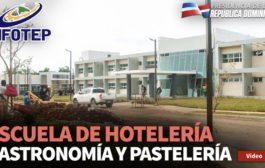 VIDEO: Escuela de hotelería, gastronomía y pastelería