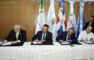 Gobierno y FAO firman Marco de Programación de País 2018-2021