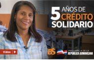 VIDEO: 5 años de crédito solidario