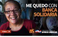 VIDEO: Me quedo con Banca Solidaria