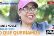 VIDEO: Vicente Noble. Danilo hizo lo que queríamos