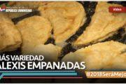 VIDEO: Más variedad. Alexis Empanadas #2018SeráMejor