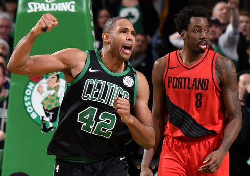 Celtics, Raptors y Bucks repiten triunfos