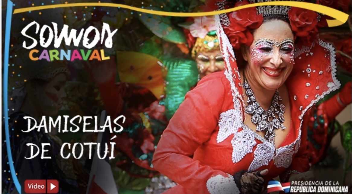 VIDEO: Damiselas de Cotuí. Somos Carnaval