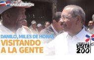 VIDEO: Danilo, miles de horas visitando a la gente
