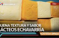VIDEO: Buena Textura y Sabor: Lácteos Echavarría