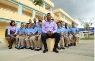 Hato Mayor: Revolución Educativa se consolida. Danilo entrega dos escuelas y edificio administrativo