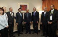 Ejecutivos de Pepsi Co. expresan a Danilo Medina interés ampliar operaciones en RD