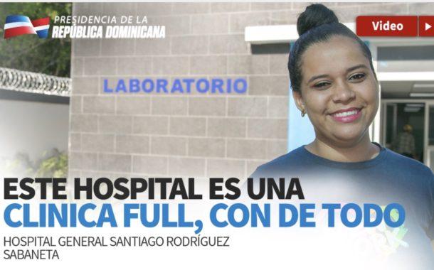 VIDEO: Este hospital es una clínica full, con de todo