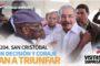VS204: Danilo Medina ofrece apoyo y esperanza a personas con discapacidad de proyectos crianza gallinas ponedoras y textil en San Cristóbal
