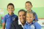 Hacienda Estrella recibe nueva escuela; es la número 55 entregada por Danilo en Santo Domingo Norte