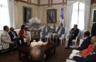 VIDEO: Danilo Medina se reúne con transportistas para tratar conversión sistema transporte pasajeros