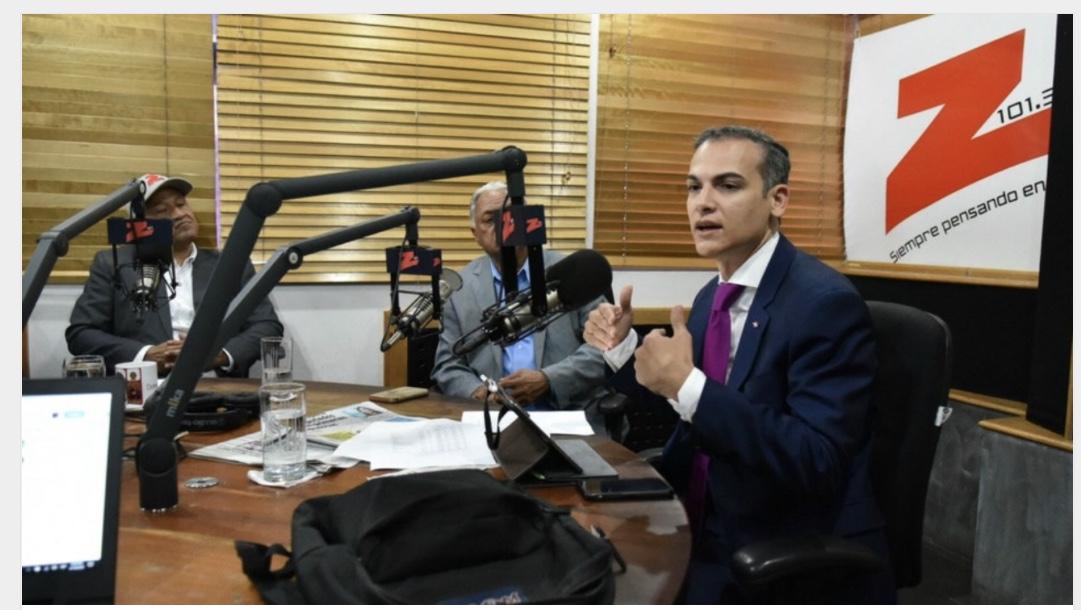 Josué Fiallo valora fiabilidad de Segunda Encuesta Nacional de Inmigrantes (ENI-2017)