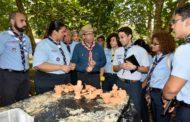 Andrés Navarro llevará a las escuelas el Movimiento Scouts