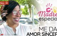 VIDEO: Me dan amor sincero