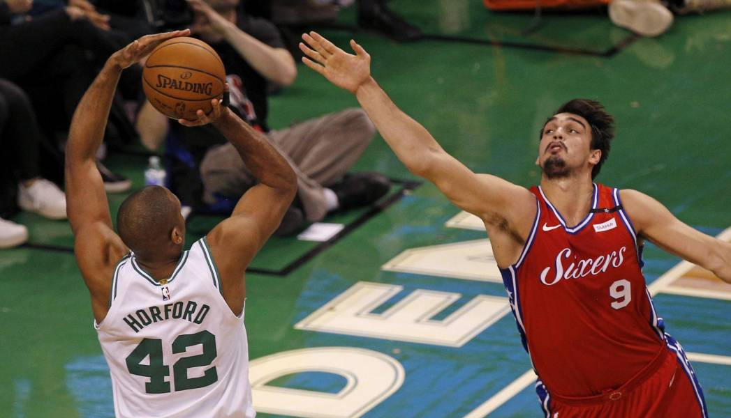 Horford dominante , Celtics se adelantan a Sixers en semis del Este