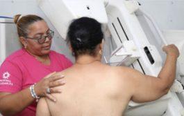 Para mejorar calidad de vida de dominicanas, Despacho Primera Dama realiza más de 4 mil mamografías gratuitas en primeros cinco meses 2018