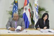 SNS y el INAIPI firman acuerdo de gestión que impulsará atención integral de salud a niños y embarazadas