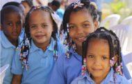 Villa Hermosa, La Romana: Danilo entrega tres escuelas para 2,730 alumnos; dispone inicio construcción Hospital Municipal