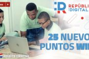 VIDEO: República Digital: 25 nuevos puntos Wifi