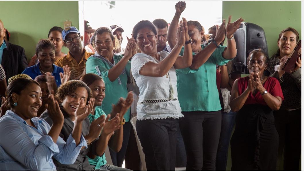 Gobierno hará trabajo integral educativo, productivo y social en San José de Los Llanos