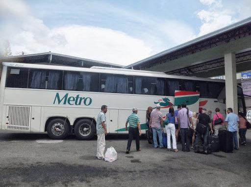 DGII interviene Autobuses Metro por incumplimiento