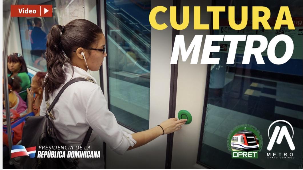 VIDEO: Cultura Metro