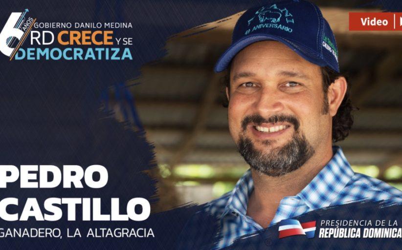 VIDEO: Pedro Castillo. Ganadero, La Altagracia