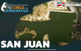 VIDEO: San Juan. 6 años RD crece y se democratiza