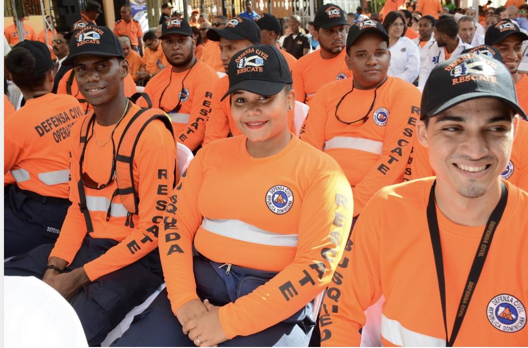 Para fortalecer respuesta a emergencias, Defensa Civil deja en funcionamiento nueva oficina regional en Santo Domingo Este