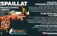 En 6 años, mejora la vida de la gente de Espaillat con RD$3,343 millones desembolsados a pequeños productores, seguridad, escuelas y títulos