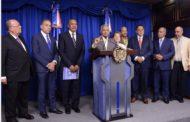 Presidente Danilo Medina da seguimiento a situación de las aguas en las presas, sequía y proyecciones climáticas
