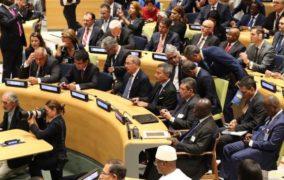 Danilo Medina se reúne con Donald Trump, secretario general ONU y líderes de otros 30 países, para coordinar acciones en lucha contra drogas