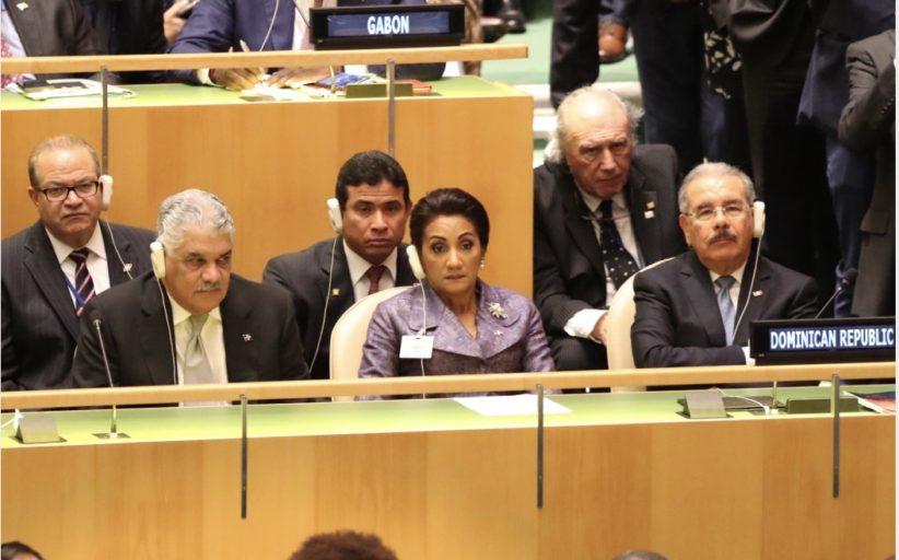 Presidente Danilo Medina asiste a apertura debate general 73º período de sesiones Asamblea ONU