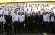 Danilo Medina asiste a puesta en operación nuevas instalaciones división equipos pesados Constructora MAR