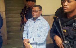 Aplazan audiencia de apelación a sentencia que descargó a Arsenio Quevedo
