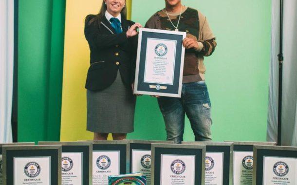 DaddyYankee recibe 10 Guinness  |Entretenimiento|