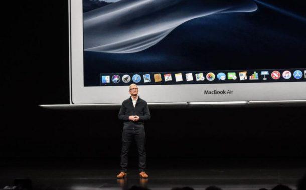 Apple pone a la venta su nueva MacBook Air por US$ 1,199
