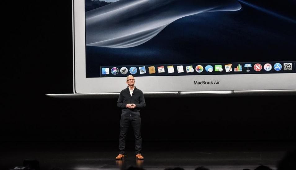 Apple pone a la venta su nueva MacBook Air por US$ 1,199