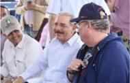 Visita Sorpresa de Danilo mejorará calidad de vida productores castaña de masa de Yamasá con fomento de 3 mil tareas y capacitación