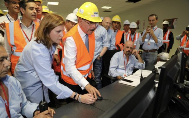 VIDEO: Presidente Danilo Medina participa en primer encendido prueba Central Termoeléctrica Punta Catalina