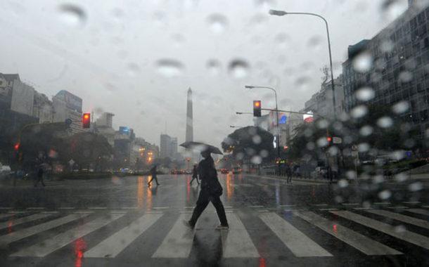 Las lluvias seguirán hoy miércoles COE  mantiene 11 provincias en alerta
